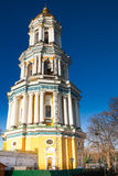 Close up view of Kiev Great Lavra Belltower Stock Photos