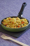 Close-up view of Couscous Stock Images