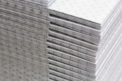 Close up view at the papers Stock Photos