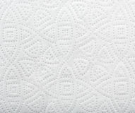 Close up view of pattern background texture of paper towel Royalty Free Stock Image