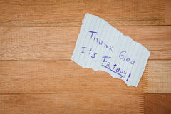 Close up view of a piece of paper Royalty Free Stock Images