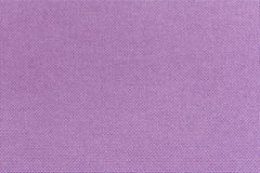 Close-up view of the rose color linen fabric Royalty Free Stock Image