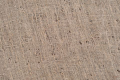Close-up view of sackcloth texture for background. Close-up view of sackcloth texture with holes for background Stock Images