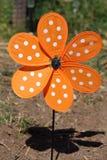 Spring Pinwheel Stock Images