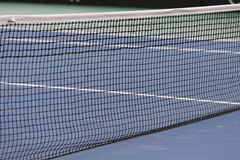 Close up view of Tennis court Stock Image