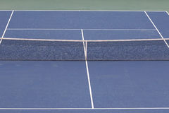 Close up view of Tennis court Stock Photos