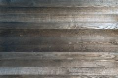 A close up view of a wood pine wall for backgrounds or wallpapers or any other graphic design use stock photography