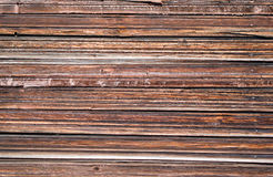 Close up view of wooden wall Stock Image