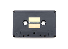 Close up of vintage audio tape Royalty Free Stock Photography