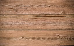 Vintage board made from old textured planks stock photography