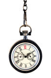 Close up of vintage pocket watch Stock Image