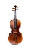 Close up of a violin Stock Images