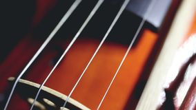 String music instruments and arts stock video
