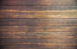 Close up of wall made of wooden Stock Image