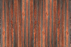 Close up of wall made of wooden planks Stock Photos