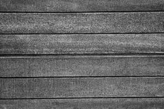 Close up of wall made of wooden planks Royalty Free Stock Photography