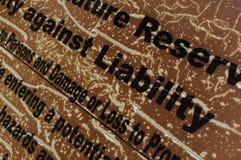 Close-up of a warning sign Stock Photos