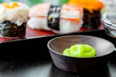 Close up wasabi Royalty Free Stock Images