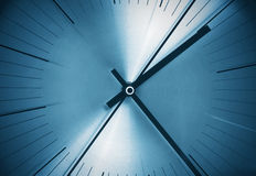 Close up of a watch Royalty Free Stock Image