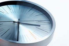 Close up of a watch Stock Image