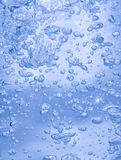 Close-up water background royalty free stock image