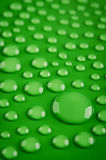 Close-up of water drops Royalty Free Stock Images