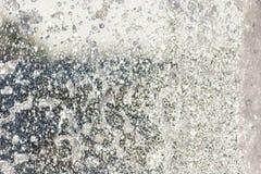 Close up of water splashing. Fountain close up royalty free stock image