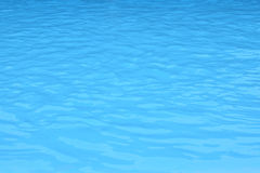 Close Up Of Water In Swimming Pool Royalty Free Stock Photos