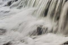 Close up waterfal Stock Image