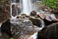 Close-up of a waterfall Stock Photos