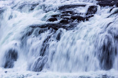 Close-up of waterfall Stock Photos