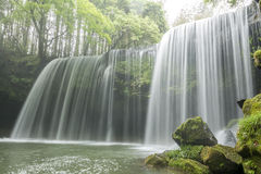 Close up waterfall Stock Photography