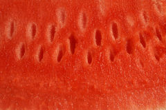 Close up of watermelon. To close to be true royalty free stock photography
