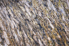 Close up of weathered rock textured background Royalty Free Stock Image