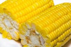 Close up of weet corn Stock Image
