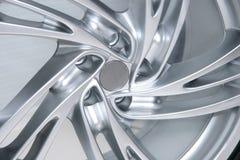 Close up wheel Stock Image