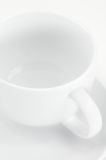 Close Up White Coffee Cup Stock Photos