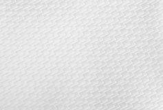 White graphic fabric background Royalty Free Stock Photo