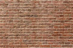 Close-up white and red faded brick wall. Great for the use of backgrounds or templates stock images