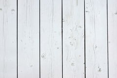 Close Up Of White Wood Planks Panel Background And Texture Royalty Free Stock Photography