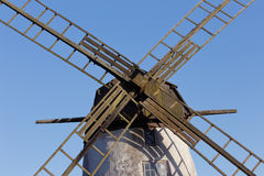 Close-up of a windmill Royalty Free Stock Images