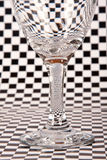 Close-up of wine glass Royalty Free Stock Images