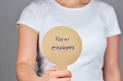 New Employee Orientation: Employee Onboarding stock images