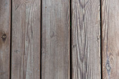 Close-up wood plank gray texture, wooden fence panels Royalty Free Stock Photography