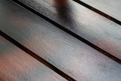 Close up wood texture Wood background Brown wood sheets arranged together royalty free stock photos