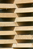Close-up wooden boards Royalty Free Stock Images