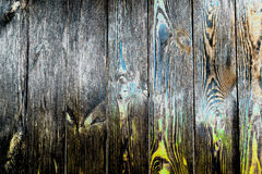 Close up of wooden boards Royalty Free Stock Photos