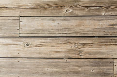 Close up of wooden floor or wall background Stock Photos