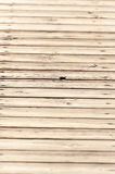 Close up of wooden isle Royalty Free Stock Photography