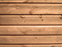 Close up of wooden planks. Close-up of Wooden panels Royalty Free Stock Photography